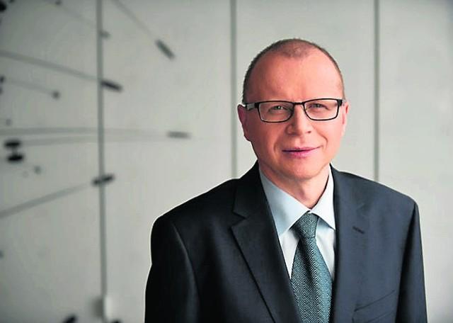 Dariusz Kaśków - prezes zarządu Energa SA