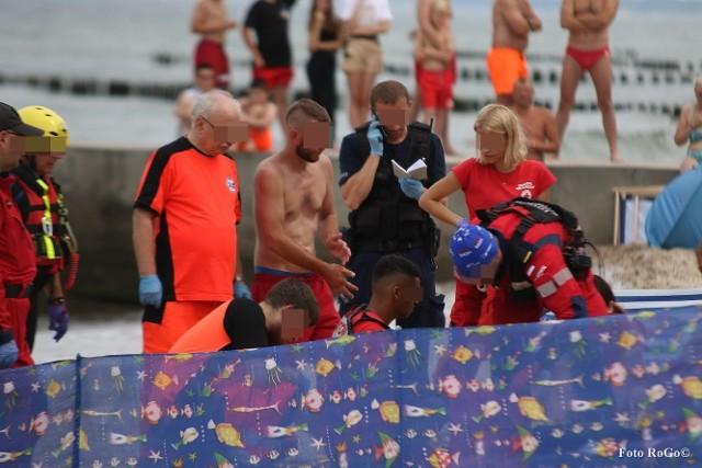 Tragiczny lipiec nad Bałtykiem. W zachodniopomorskim woda zabrała życie aż 11 osobom