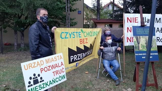 Jeden z zarzutów wojewody łódzkiego brzmi: Rada Miejska nie ustosunkowała się do postulatów mieszkańców.