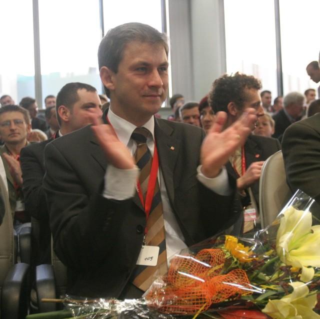 - Mam jeszcze wiele do zaproponowania - mówi Grzegorz Napieralski.