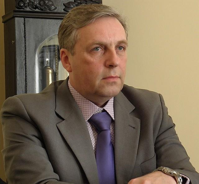 Dariusz Szczepański, dyrektor szpitala w Brodnicy: - Zatrudniliśmy wszystkie osoby, które wcześniej tu pracowały.