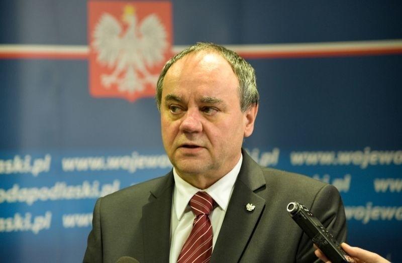 Wojewoda podlaski Andrzej Meyer