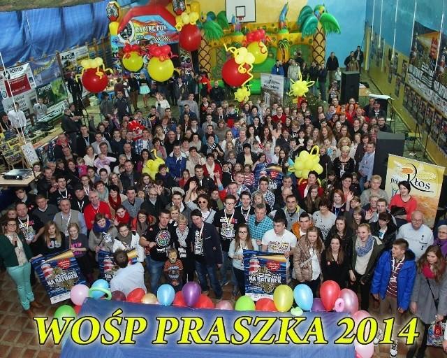 WOŚP Praszka w studiu TVPWolontariusze z Praszki jak co roku wyjechali do Warszawy, gdzie Jurek Owsiak tradycyjnie zaprosił ich na rozmowę na żywo na antenie TVP.