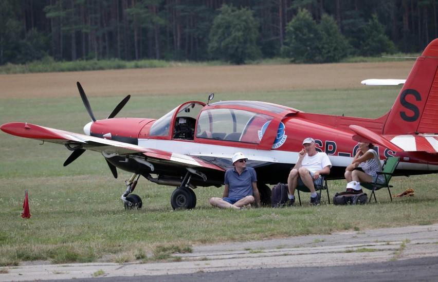 W grudziądzkim Aeroklubie Nadwiślańskim rozpoczęły się...