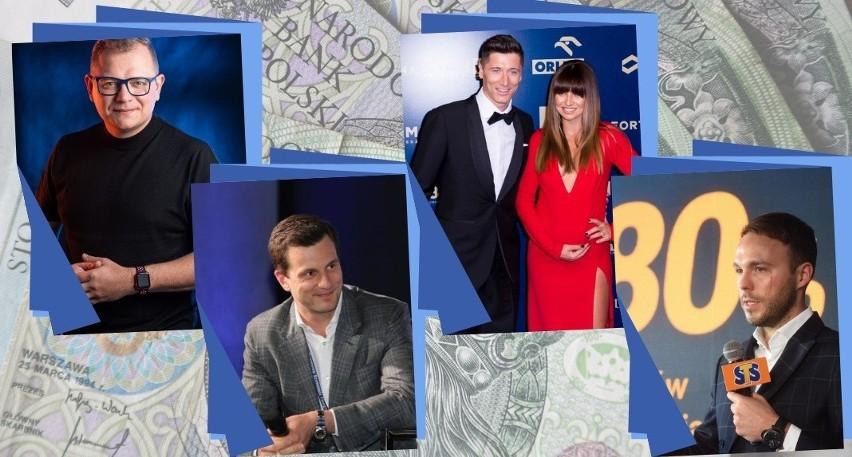 Oto najmłodsi milionerzy w Polsce! Mają niewiele ponad 30 lat i miliony złotych na koncie 2.08.21