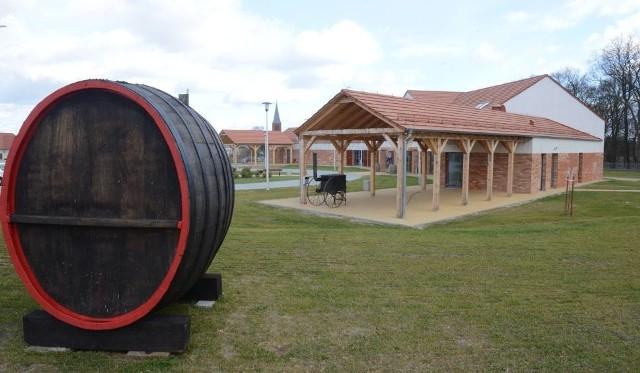 Święto Lubuskiego Młodego Wina odbędzie się w Lubuskim Centrum Winiarstwa w Zaborze