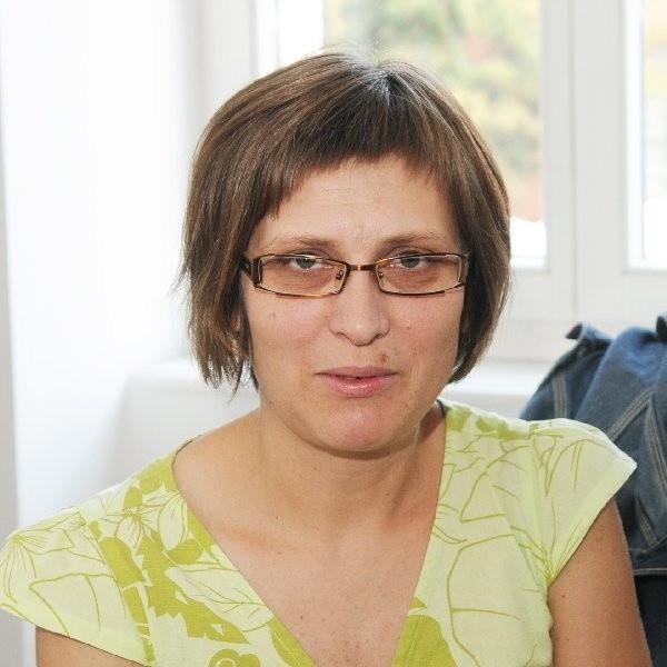 Agnieszka Piernik wierzy, że wkrótce o fundacji zrobi się głośno