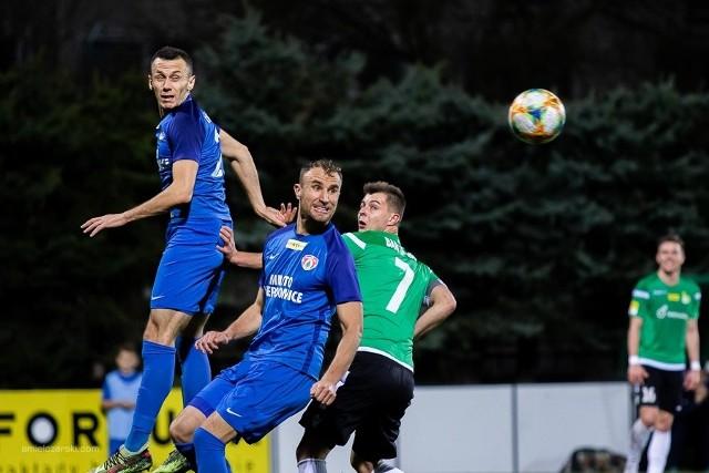 GKS Bełchatów żegna kiepski sezon z Puszczą