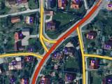 Gmina Wieliczka. Jest szansa na przebudowę groźnego skrzyżowania na drodze wojewódzkiej 964 w Rożnowej