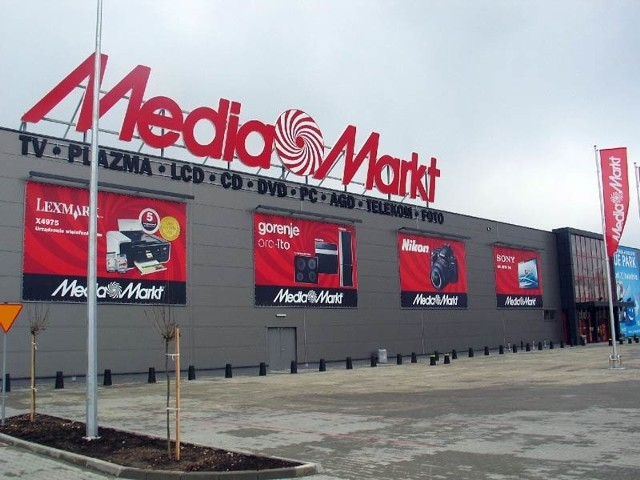 Media Markt w PrzemyśluW czwartek rusza w Przemyślu Media Markt, oferujący sprzet rtv, komputerowy, agd, plyty, ksiązki. Bedzie wiekszy od tego w Rzeszowie, drugiego w Podkarpackiem. Wiemy, jak bedzie wyglądal w środku.