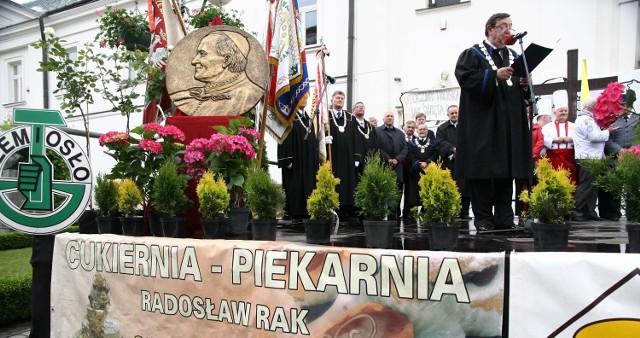 Papieska kremówka w Rzeszowie
