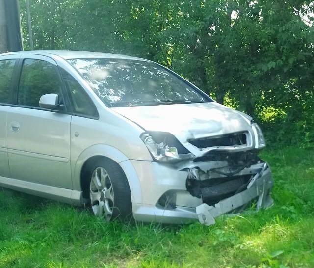 ul. Igołomska 8 Opel Meriva