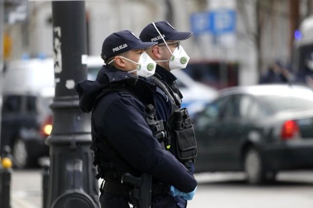 Policjanci ujawnili kolejny przypadek złamania zasad kwarantanny