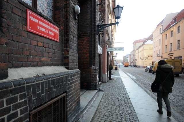 Poradnia Psychologiczno-Pedagogiczna przy ul. Prostej w Toruniu