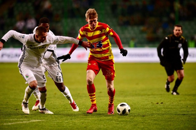 Karol Świderski strzelił swojego czwartego gola w barwach nowego klubu
