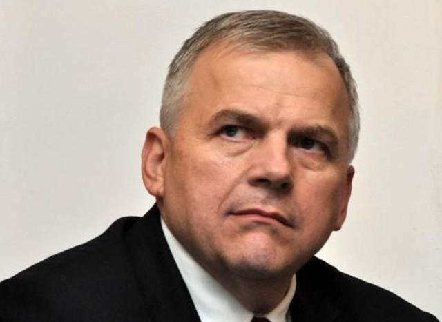 Bogusław Dębski - były wicemarszałek będzie kandydować do Senatu
