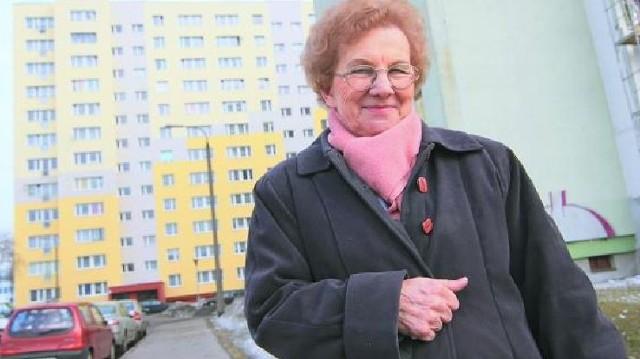 Krystyna Gawek: - Szwederowo zasługuje na swoją radę osiedla