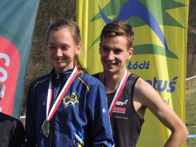Agata i Michał Olejnikowie