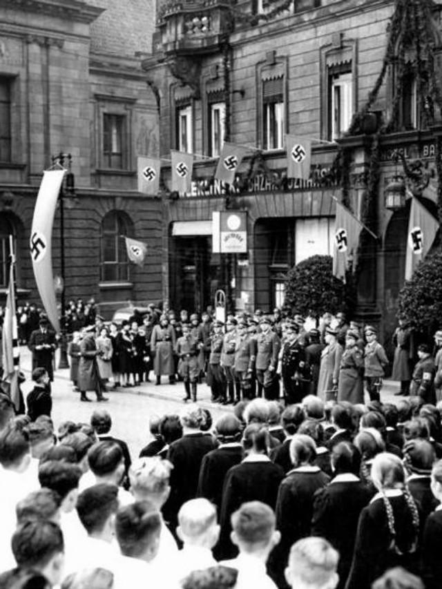 Okupacyjna noc w Poznaniu miała trwać przez 64 miesiące
