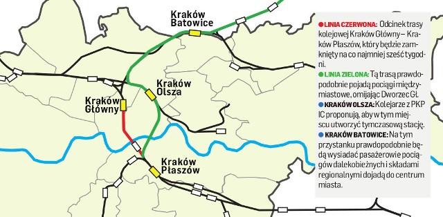 Granice Krakowa Poczet Krakowski