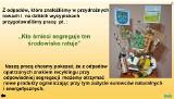 Uczniowie szkoły w Skalbmierzu błysnęli pomysłami i talentem. Przygotowali piękne prace na konkurs ekologiczny [ZDJĘCIA]