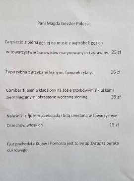 Dom Bawarski Po Kuchennych Rewolucjach Opinie Menu Ceny