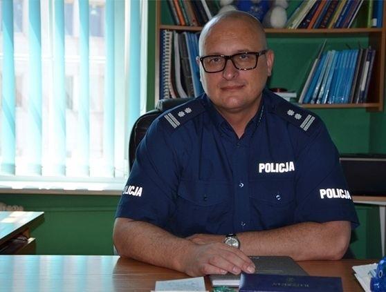 Waldemar Szulc Komendantem Miejskim Policji w Gdańsku