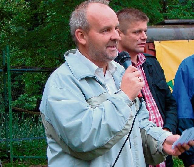 Jerzy Bysiec kandyduje do Rady Powiatu z komitetu Jana Makowskiego