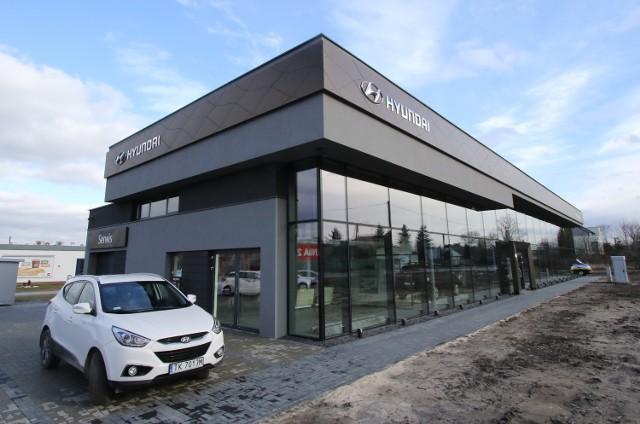Nowy salon marki Hyundai ruszył w Kielcach