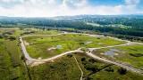 Gmina Wieliczka. Nowa część strefy przemysłowej jest gotowa. Dla inwestorów przygotowano ok. 150 ha [ZDJĘCIA]