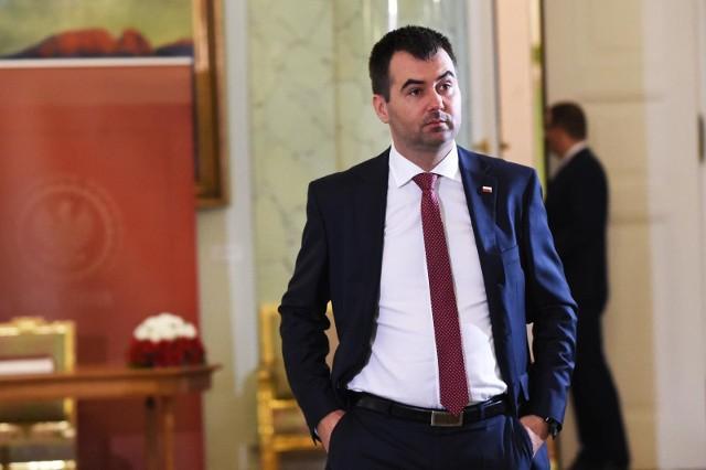 Rzecznik prezydenta Błażej Spychalski atakuje lidera PSL: Kosiniak-Kamysz był popychadłem Tuska. PSL odpowiada: Chamski atak