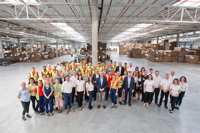 W fabryce opakowań VPK pracuje obecnie 120 osób.