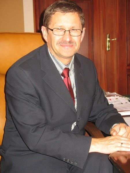 Obecny prezydent miasta, Jan Zubowski powalczy o reelekcję.