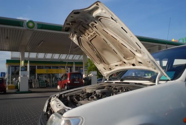 Najwięcej zgłoszeń związanych było z zapotrzebowaniem na holowanie pojazdu.