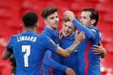 Anglia - Polska. Młoda drużyna Synów Albionu straszy w ataku i nie traci goli. Z Albanią jednak nie zachwyciła