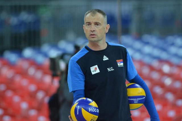 Nikola Grbic będzie łączyć prowadzenie ZAKSY Kędzierzyn-Koźle z pełnieniem roli selekcjonera reprezentacji Serbii.