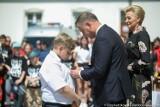 Bohaterski Dawid z Dąbrówki otrzymał medal od prezydenta RP