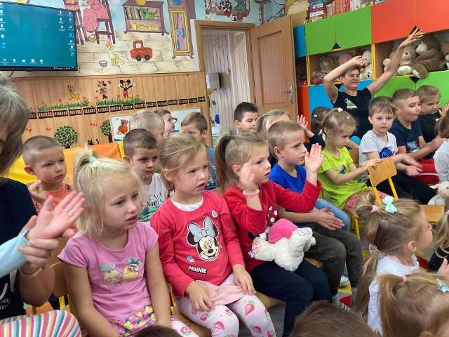 Dzień Przedszkolaka w Skępem
