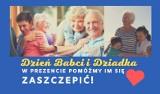 Nasza akcja na Dzień Babci i Dziadka! Mamy pomysł na najlepszy prezent! Pomóż seniorom w zarejestrowaniu i szczepieniu