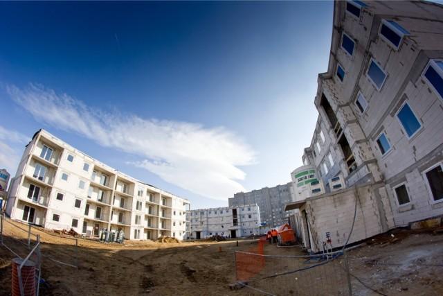 Ruda Śląska: Cztery firmy chcą wybudować 100 nowych mieszkań komunalnych