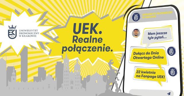 W tym roku Dzień Otwarty UEK odbędzie się online