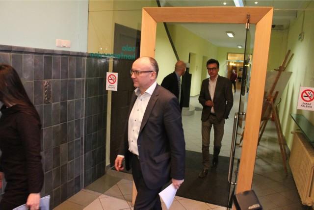 Kompania Węglowa: Prezes Sędzikowski pozostaje na stanowiskuKrzysztof Sędzikowski, prezes Kompanii Węglowej