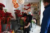 Walentynki 2021 w Kielcach. Co się dzieje w kwiaciarniach? [ZDJĘCIA]