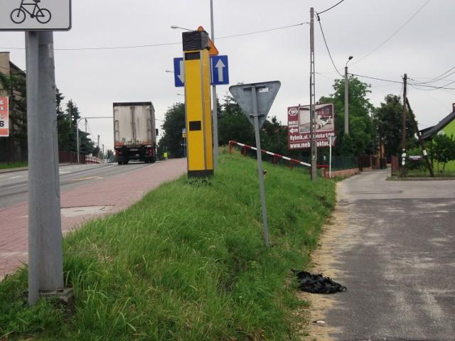 Na terenie Rybnika stoi pięć masztów na fotoradary. Dotąd Straż Miejska każdego dnia montowała urządzenie w jednym z nich