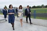 Minister sportu w Nakle. Wizytacja stadionu, skateparku i krytego basenu. Padły obietnice? [zdjęcia]