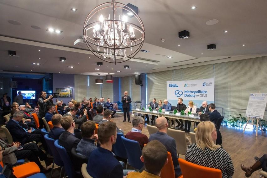 Metropolitalna Debata w Olivii, 2 marca 2018 r.
