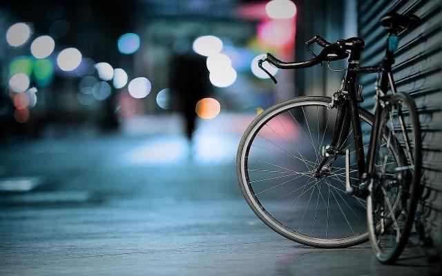 Rower zniknął sprzed jednego ze sklepów w Mroczy