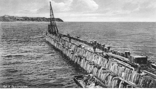 99 lat temu rozpoczęła się budowa Portu w Gdyni.
