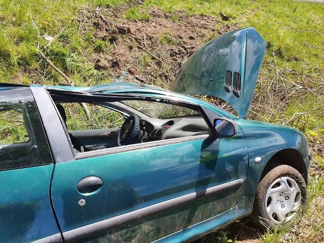 Wypadek koło Białogardu