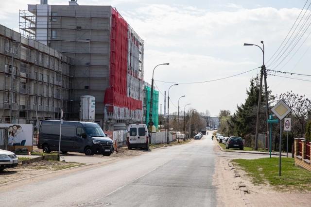 We środę rozpocznie się przebudowa ul. Depowej. Obecne prace będą odbywały się na odcinku od ul. Kopernika do ul. Kanonierskiej i potrwają do czerwca tego roku.